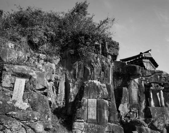 화순 천사관, 개관 4주년 기념 '돌의 형상' 사진전