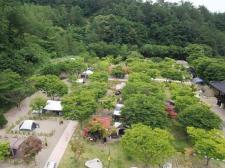 '영양군청소년수련원 캠핑장' 사계절 캠핑 명소로 각광