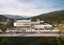 괴산반다비국민체육센터 건립…2023년 5월 준공