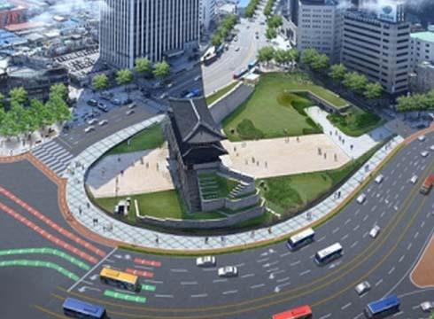 문화재청, 22일부터 숭례문 후문 추가 개방